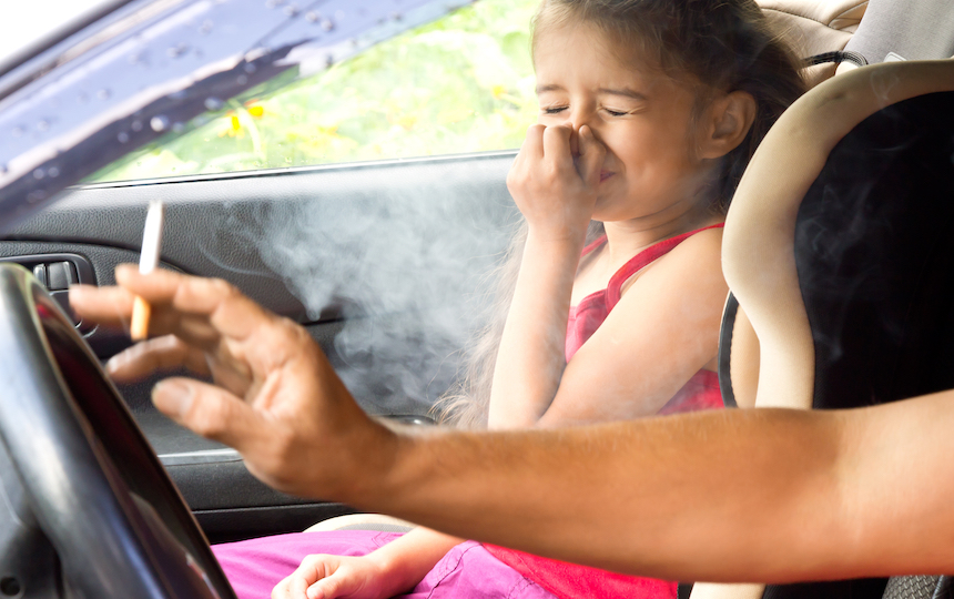 Thumbnail for House of Lords back bill to outlaw smoking in cars