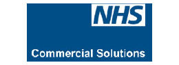 NHS Commercial Solutions logo