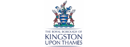 Logo for Royal Borough of Kingston Upon Thames